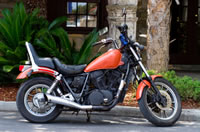 Anaheim Motorcycle insurance